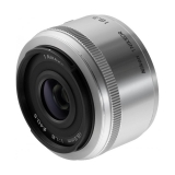 Объектив Nikon 1 NIKKOR 18.5mm f/1.8 Silver (JVA102DC)