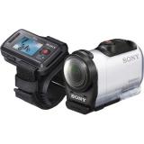 Экшн-камера Sony HDR-AZ1 c пультом д/у RM-LVR2 (HDRAZ1VR.CEN)