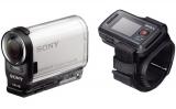 Экшн-камера Sony HDR-AS200 c пультом д/у RM-LVR2 и набором креплений (HDRAS200VB.AU2)