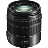 Объектив Panasonic Micro 4/3 Lens 14-140mm f/3.5-5.6 ASPH. POWER O.I.S. Lumix G Vario (H-FS14140EKA)