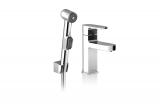 Смеситель для умывальника с гигиеническим душем RAVAK Chrome-CR 012.00 X070092