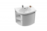 Тумбочка под умывальник RAVAK SDU Rosa Comfort X000000328 белый