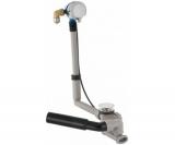 Сифон для ванны удлиненный с подводом вводы через перелив GEBERIT 150.711.21.1