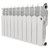 Секционный биметаллический радиатор Royal Thermo Vittoria 350 10 секций