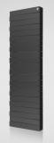 Секционный биметаллический радиатор Royal Thermo Piano Forte Tower 1760 Noir Sable 22 секции (черный)