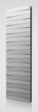 Секционный биметаллический радиатор Royal Thermo Piano Forte Tower 1760 Silver Satin 22 секции (серебристый)