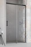 Душевая дверь RADAWAY Idea Black DWJ 1400x2005 стекло прозр., проф. черный 387018-54-01R