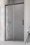 Душевая дверь RADAWAY Idea Black DWJ 1400x2005 стекло прозр., проф. черный 387018-54-01L