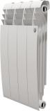 Секционный биметаллический радиатор Royal Thermo Biliner 500 Bianco Traffico 4 секций