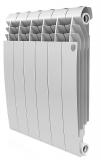Секционный биметаллический радиатор Royal Thermo Biliner 500 Bianco Traffico 6 секций