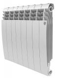 Секционный биметаллический радиатор Royal Thermo Biliner 500 Bianco Traffico 8 секций