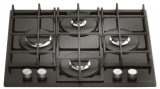 Варочная панель газовая Hotpoint-Ariston TQG 641 HA(BK) EE