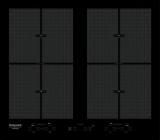 Варочная панель индукционная  KIU 642 F B