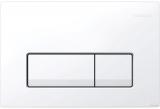 Клавиша смыва  DELTA 51 115.105.11.1 белая