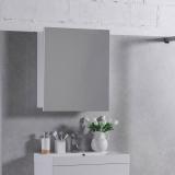 Шкафчик зеркальный Буль-Буль 600x164x700 (ШЗ-700)