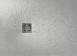 Душевой поддон Roca Terran 1000x800 белый + трап + сифон AP013E832001100