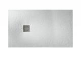 Душевой поддон Roca Terran 1000x700 белый + трап + сифон AP013E82BC01100