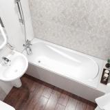 Комплект VOLLE (унитаз-компакт, умывальник, ванна, смеситель, гарнитур) Gran Via