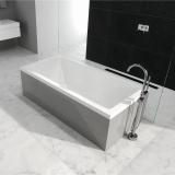 Ванна акриловая Radaway Mirella 180x80 + ножки WA1-48-180x080
