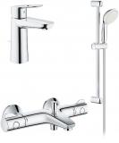 Набор смесителей для ванны GROHE GROHTHERM 800 34550TM