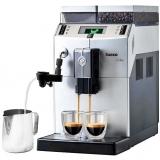 Кофемашина Saeco Lirika Plus Cappuccino RI9841/01