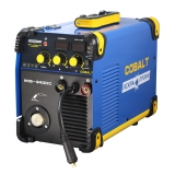 Сварочный полуавтомат инверторного типа Искра Профи Cobalt MIG-340DC