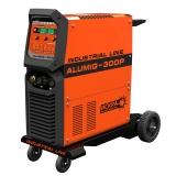 Аргонный сварочный аппарат инверторного типа Искра Industrial Line ALUMIG-300P