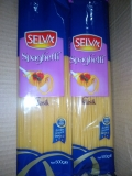Макароны Selva №4 Spaghetti 0,5кг Турция Спагетти 1,7мм