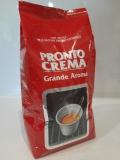 Кофе зерновой Lavazza Pronto Crema Grande Aroma 1кг, 80 % арабика, 20% робуста