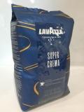 Кофе зерновой LAVAZZA Super Crema 1кг