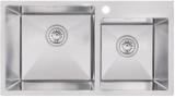 Мойка кухонная IMPERIAL Handmade D7843 780x430 IMPS7843H10