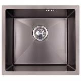 Мойка кухонная IMPERIAL Handmade D4843 480x430 IMPD4843BLPVDH10