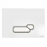 Кнопка для инсталяции CERSANIT ACTIS FLUSH белая, пластик S97-014