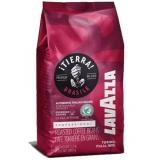 Кофе зерновой Lavazza Caffe Tierra Brasile Extra Intense 1кг, 60 % арабика, 40%робуста
