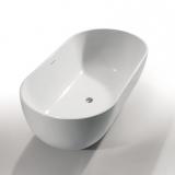 Ванна акриловая Devit Ovale 178 х 90 см 18090136