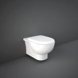 Унитаз подвесной RAK Ceramics TONIQUE TQ13AWHA сиденье soft