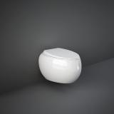 Унитаз подвесной RAK Ceramics CLOUD CLOWC1446AWHA
