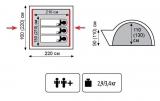 Палатка Tramp Lite  Wonder 2 (TLT-005.06)
