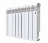 Секционный алюминиевый радиатор Royal Thermo INDIGO 10 секций