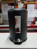 Ведро мусорное округлое 10л VOLLE 14-12-53B