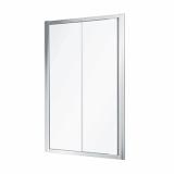 Душевые двери раздвижные KOLO GEO 110 см 560.143.00.3