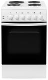 Плита электрическая Greta 1470-Э-07 (белая)