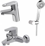 Набор смесителей для ванны/душа CERSANIT CARI S601-125