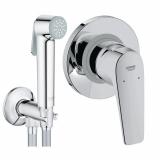 Гигиенический душ в комплекте GROHE Bau Flow 121646