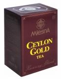 Чай MLesnA  черный цейлонский  Ceylon Gold Цейлон Голд 200грм  (03-041)