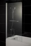 Штора для ванной EGER 80х150см 599-02 левая