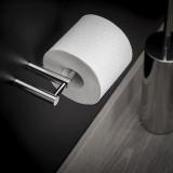Держатель туалетной бумаги Cosmic Logic хром 2260256