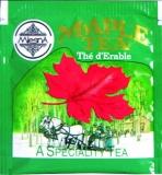 Чай MLesnA черный цейлонский Maple Black Tea Кленовый сироп пакет фольга 1*2гр (02-055)