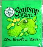Чай MLesnA черный цейлонский Soursop Black Tea Саусеп пакет фольга 1*2гр (02-055)