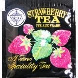 Чай MLesnA черный цейлонский Strawberry Black Tea клубника пакет фольга 1*2гр (02-055)